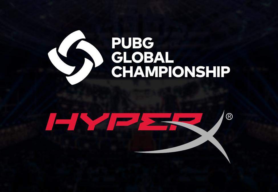 PUBG Global Championship HyperX