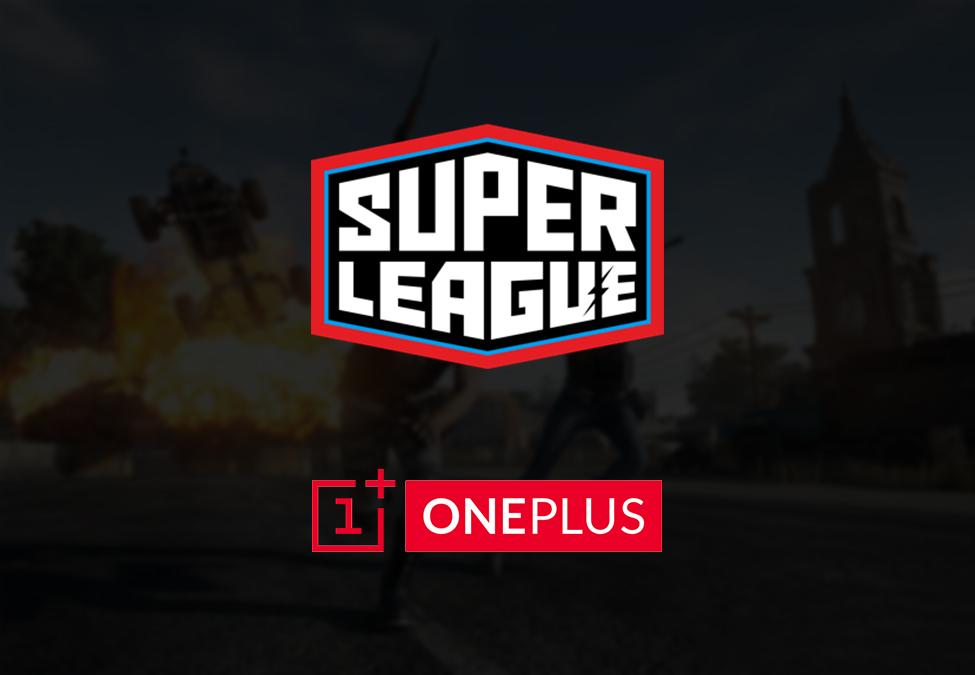 Super League Gaming OnePlus