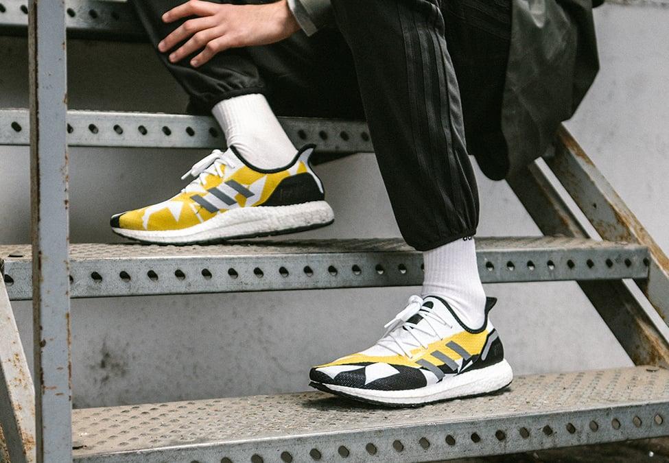 Team Vitality adidas VIT.01 Feet