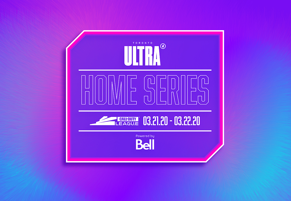 Toronto Ultra Home Series Events