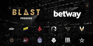 BLAST Premier Betway 2020