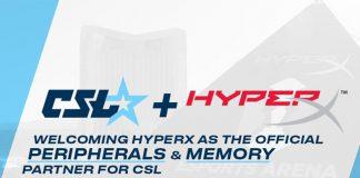 Collegiate StarLeague HyperX