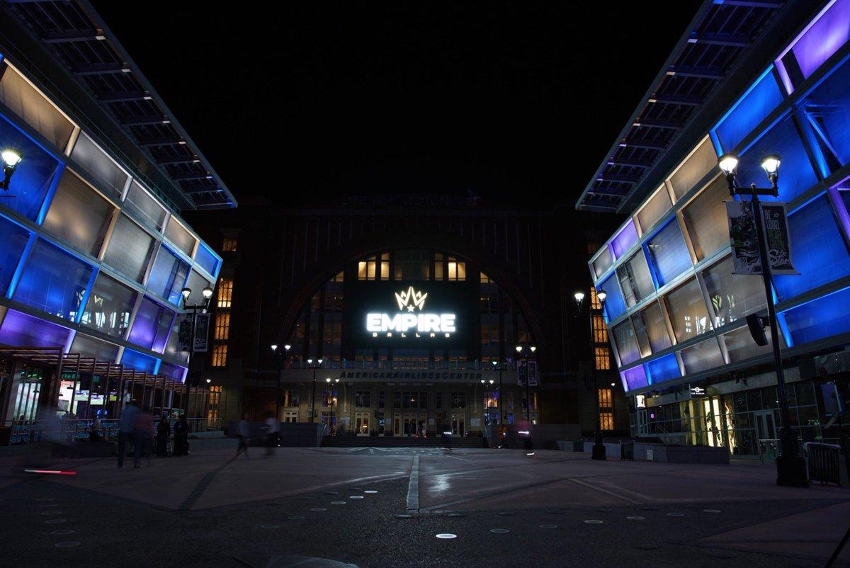 Dallas Empire Victory Plaza