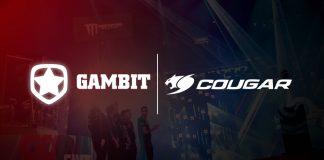 Gambit Esports Cougar
