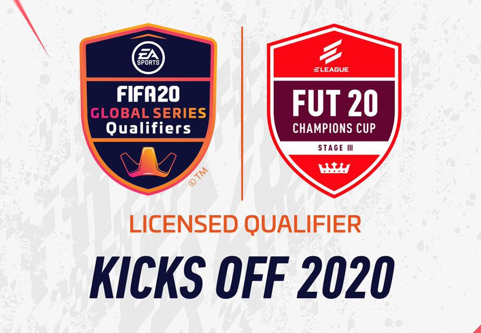 ELEAGUE FIFA 20 Global Series