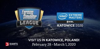 Farming Simulator League IEM Katowice