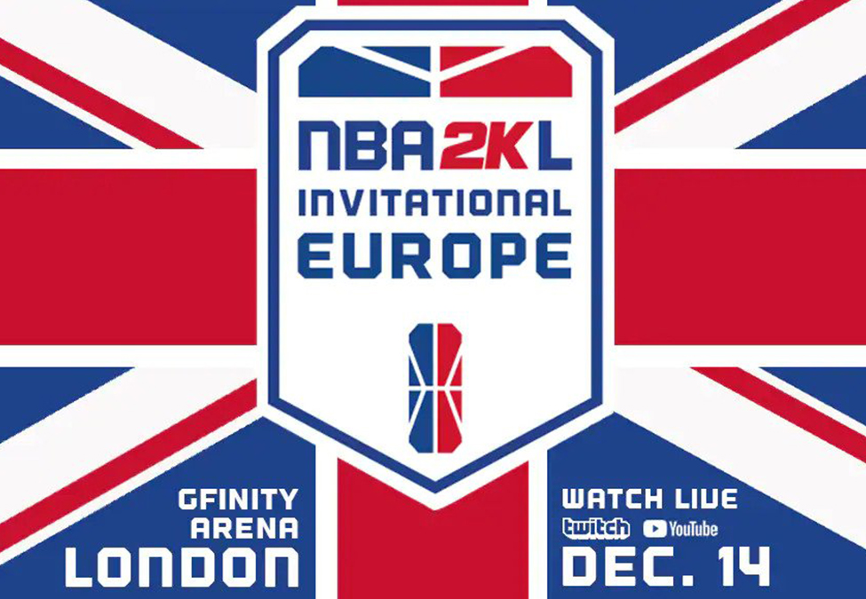 Gfinity NBA 2K League European Invitational