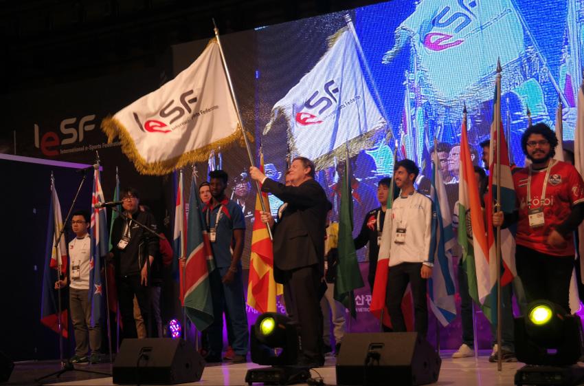 International Esports Federation elects new board