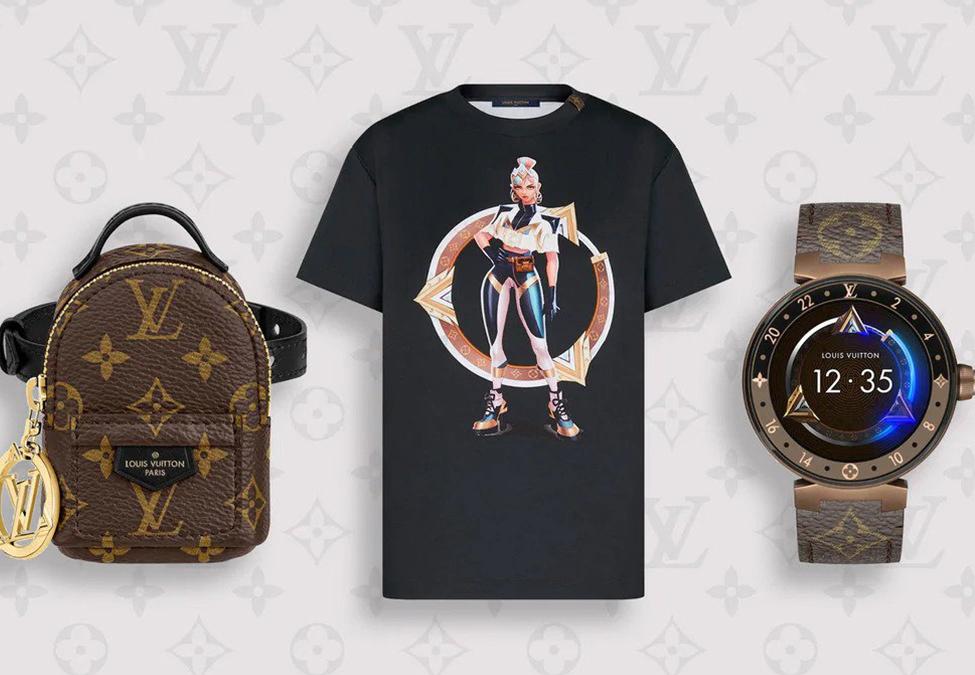 League of Legends Louis Vuitton Clothing