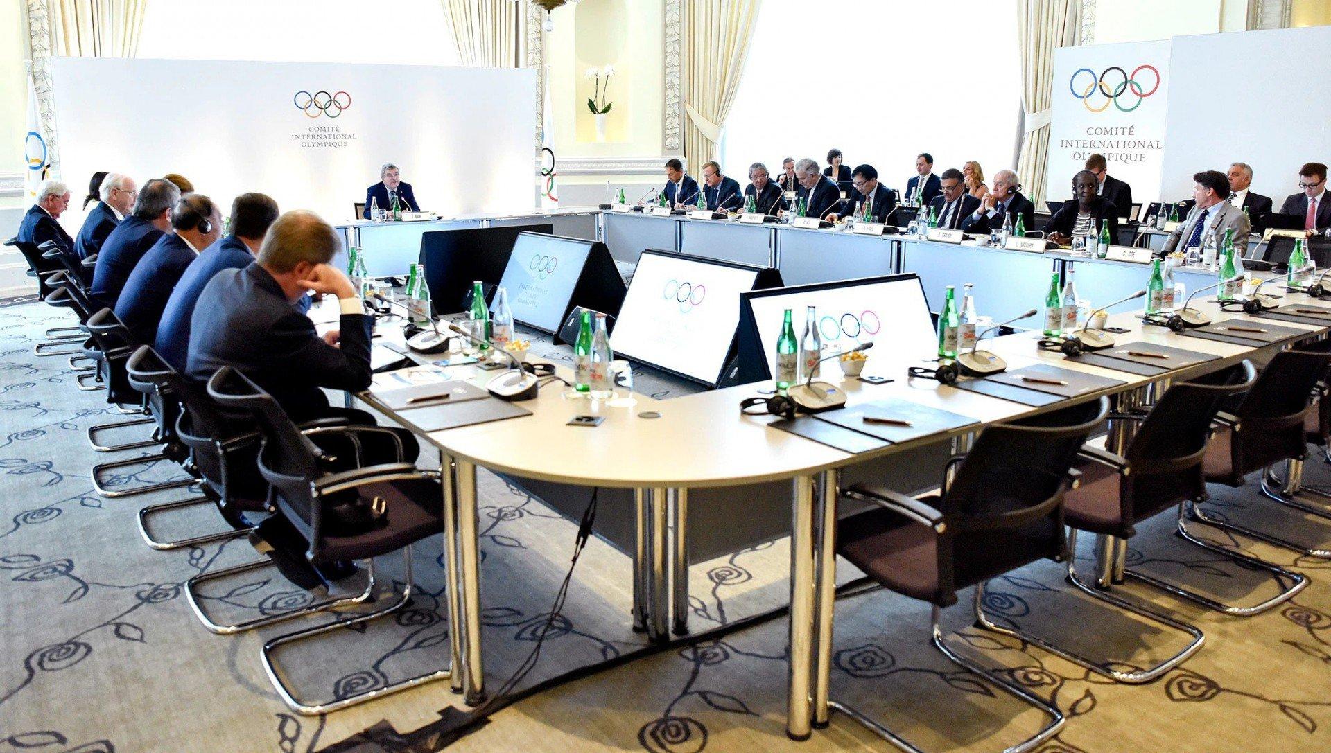 Olympic Summit