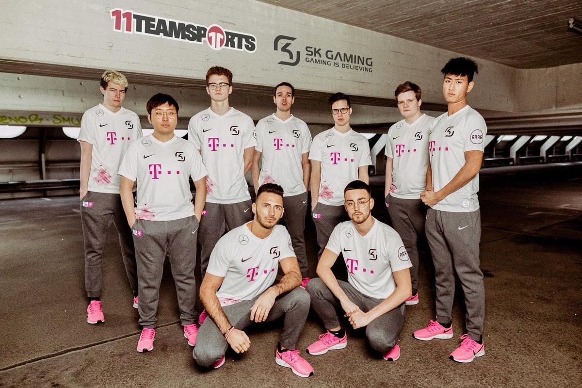 Nike 11teamsports SK Gaming