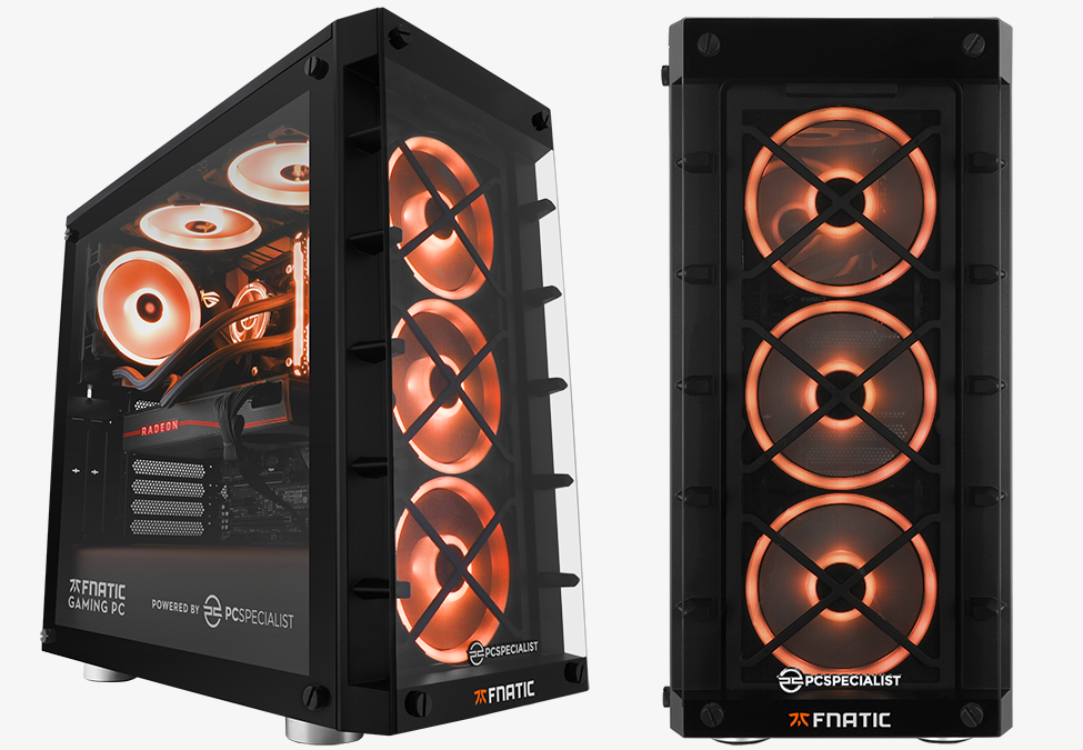 Fnatic welcomes PCSpecialist as exclusive gaming PC partner