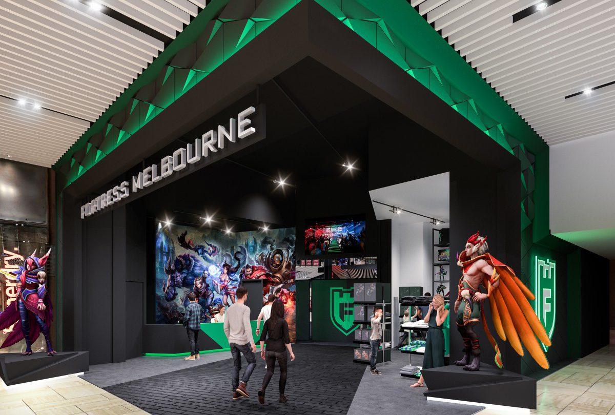 Fortress-Australia-Basement-Entrance