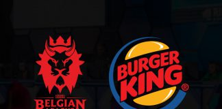 Belgian League Burger King