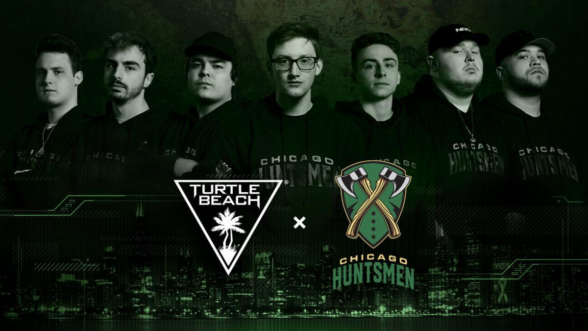 Chicago Huntsmen x Turtle Beach