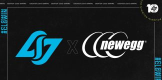 Counter Logic Gaming Newegg 2020