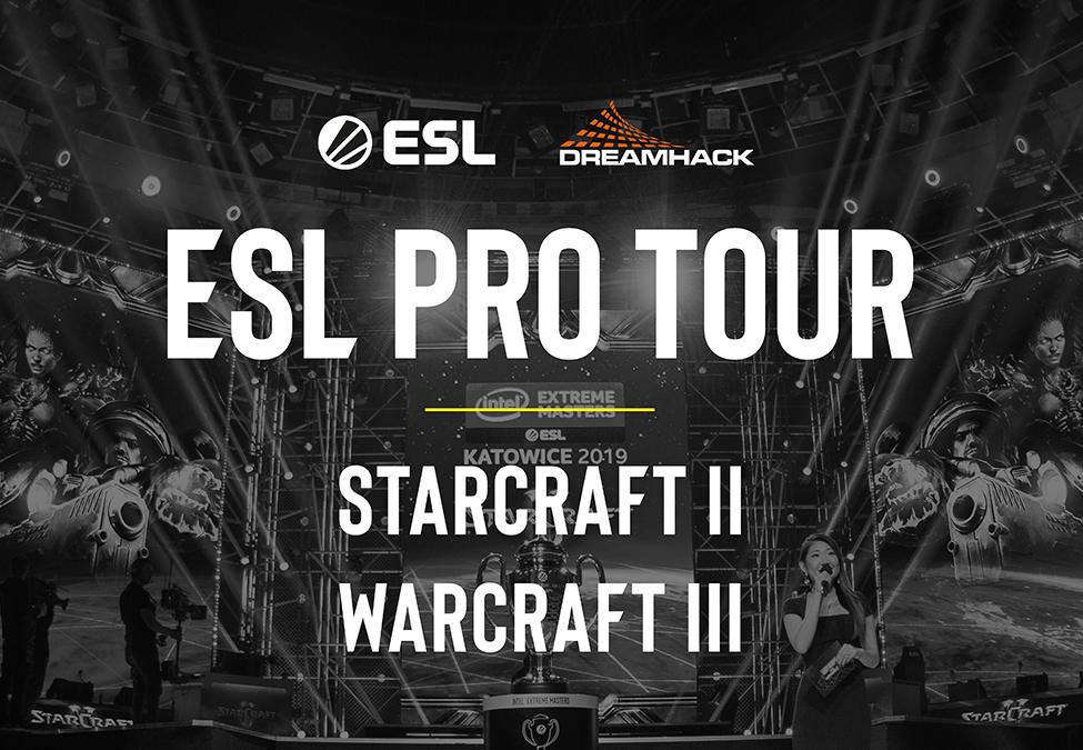 ESL Pro Tour StarCraft Warcraft