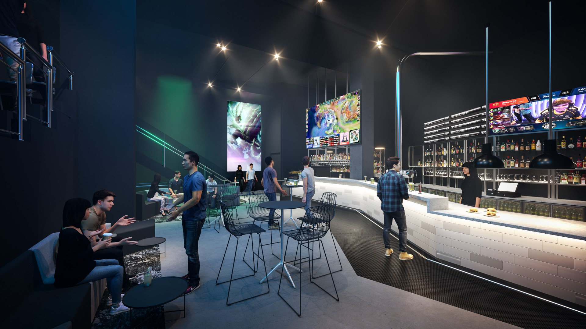 Fortress-Australia-Esports-Bar