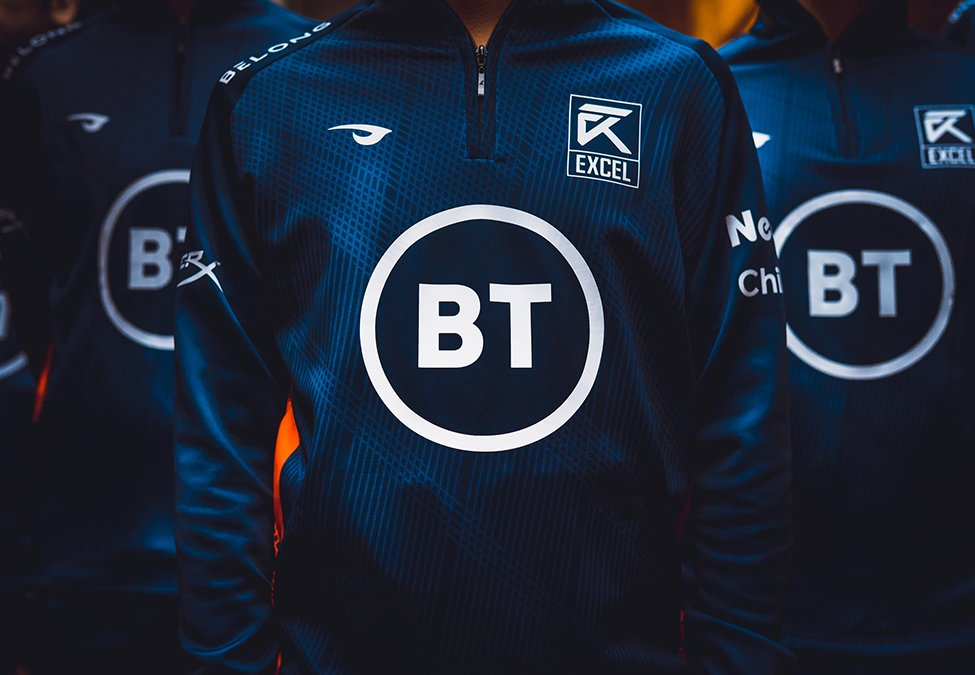 Excel Esports BT Jersey