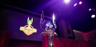 Excel Esports Neosurf Cup Trophy