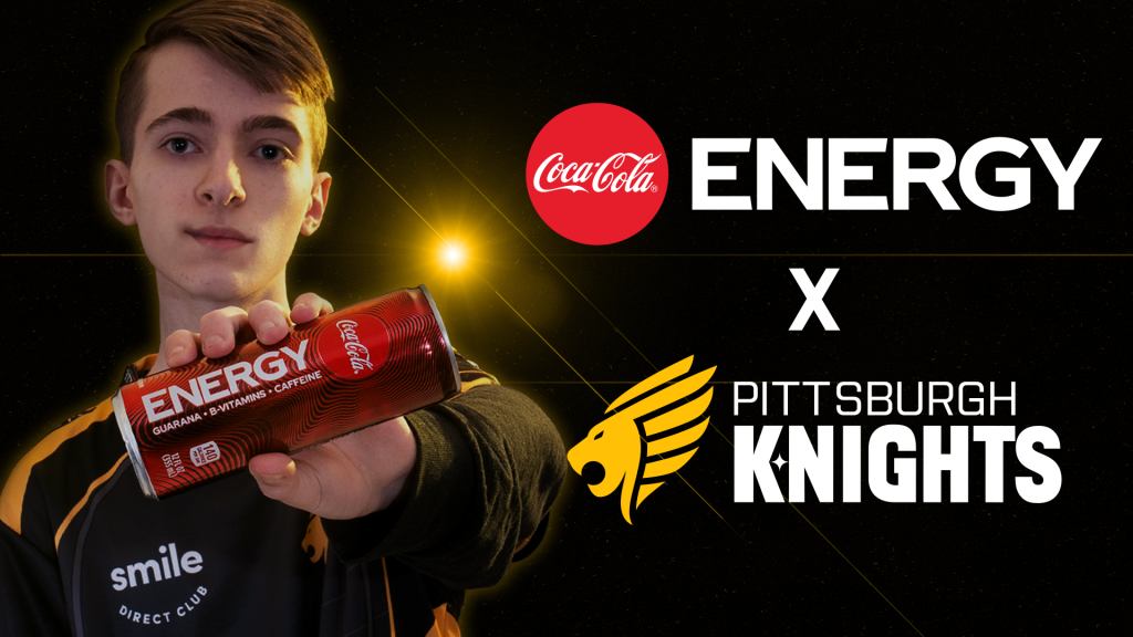 Pittsburgh Knights Coca-Cola
