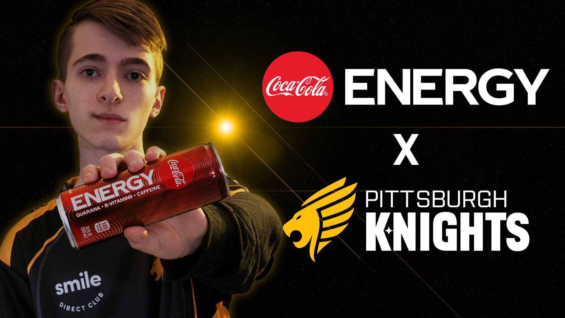 Pittsburgh Knights Coca-Cola