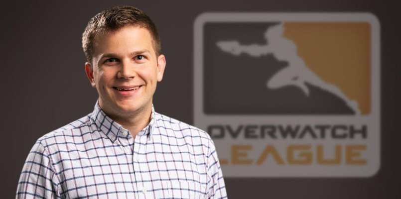 Jon Spector promoted to Overwatch Esports' VP of Business Operations and Product Strategy
