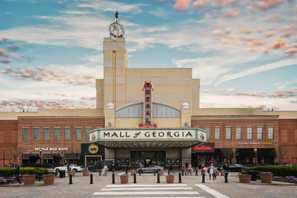 Mall of Georgia front