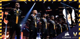 Team Vitality CORSAIR