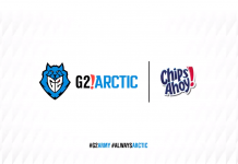 Chips Ahoy! sponsors G2 Esports' SLO team, G2 Arctic