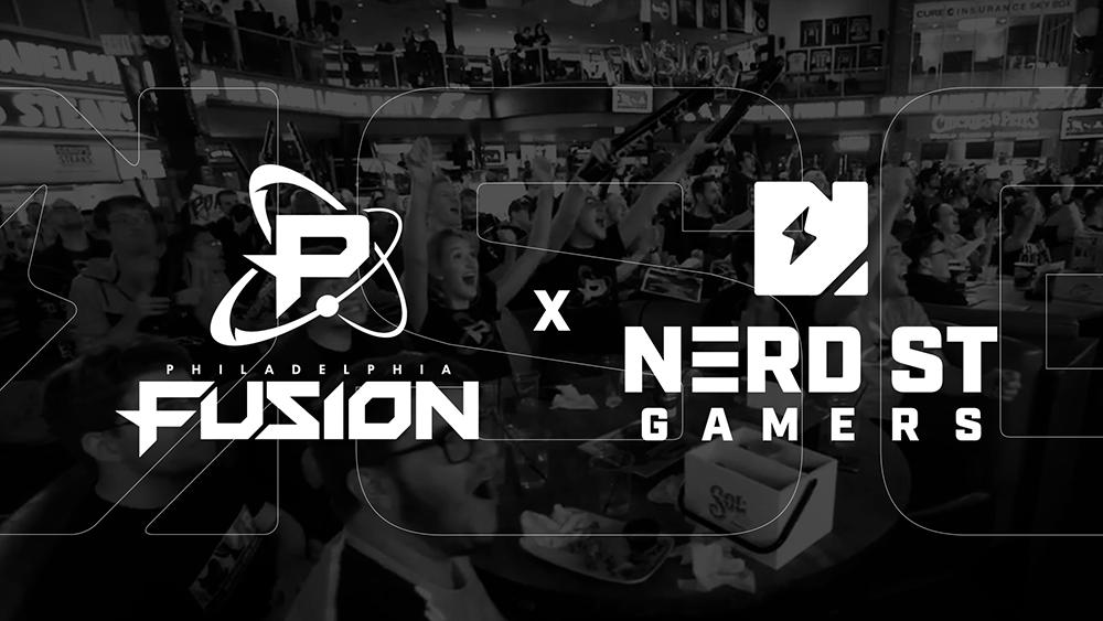 Philadelphia Fusion x Nerd Street Gamers