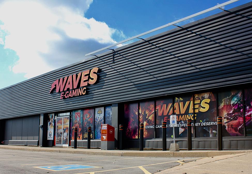 Amuka Esports acquires Waves Gaming, Canada's largest esports venue