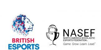British Esports Association x NASEF
