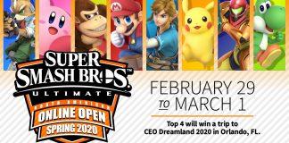 Battlefy Nintendo Super Smash Bros.