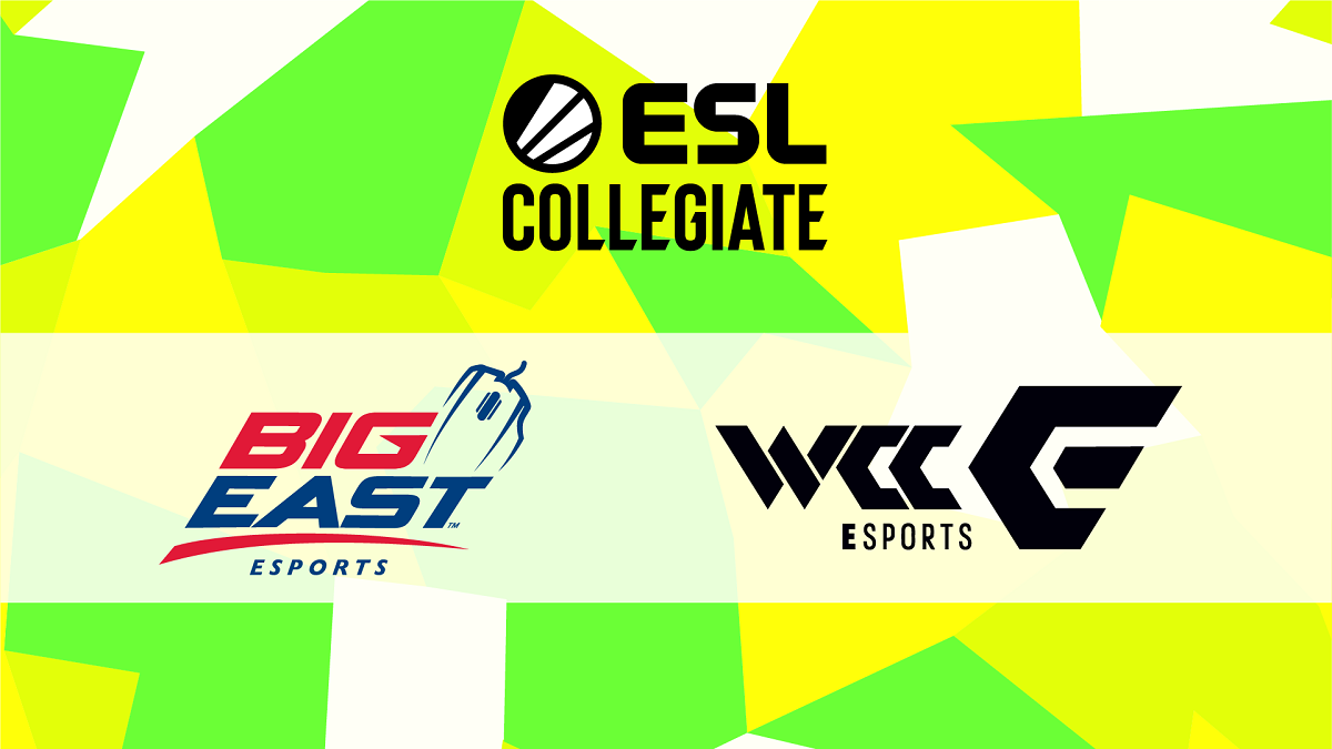ESL Collegiate BIG EAST West Coast Conference