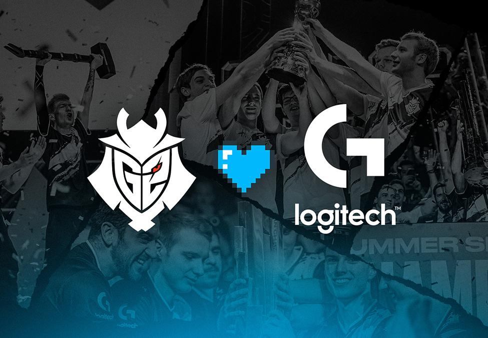 G2 Esports Logitech G 2020 Renewal