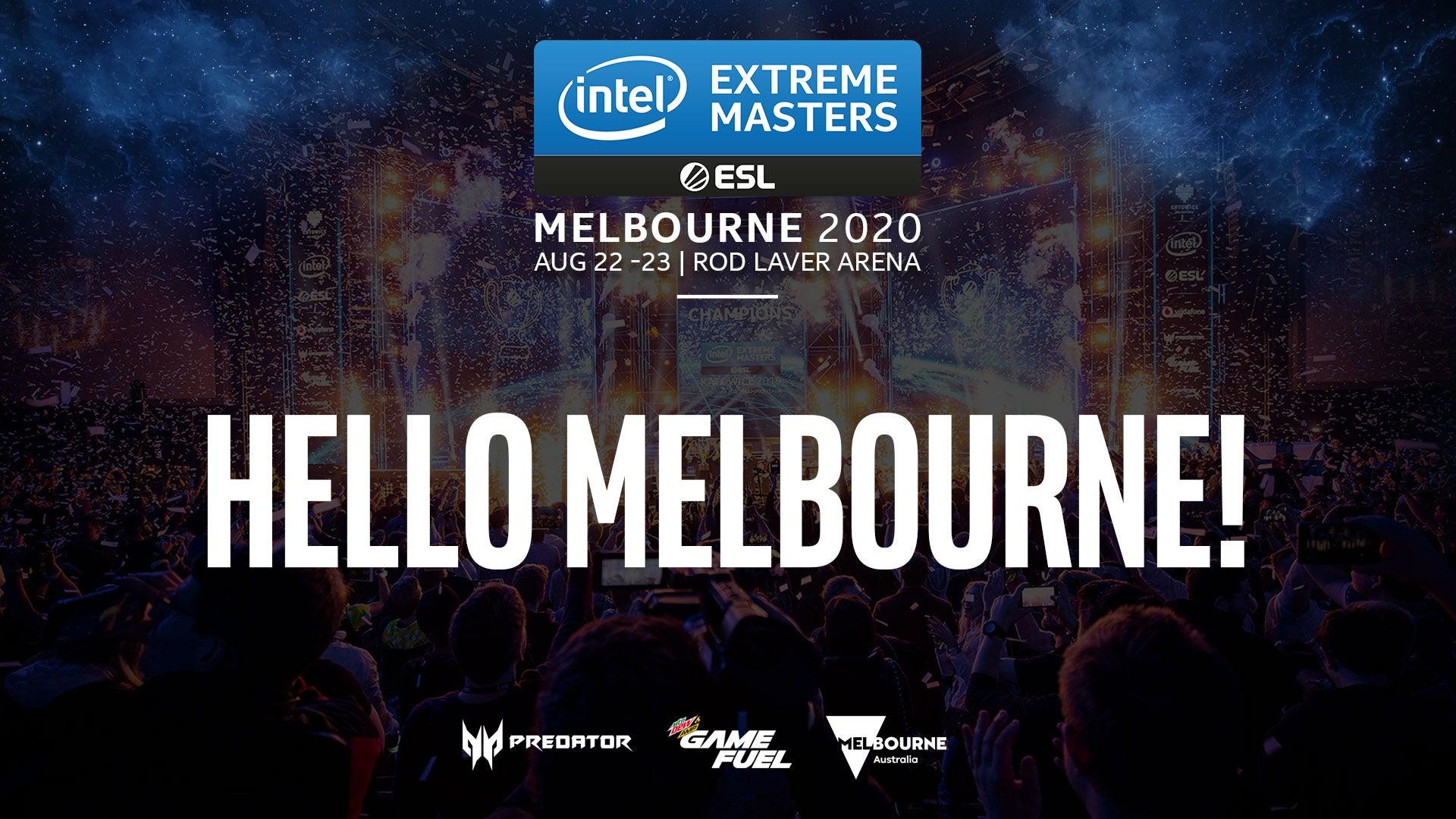 IEM Melbourne 2020