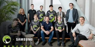 Legacy Esports x Samsung