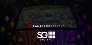 Scientific Games GameScorekeeper