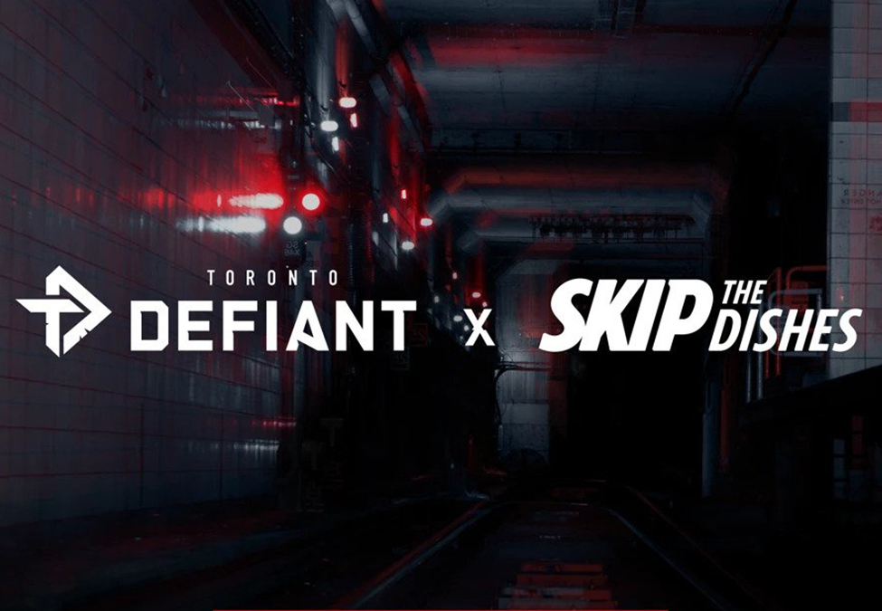 Toronto Defiant, SkipTheDishes deliver multi-year deal