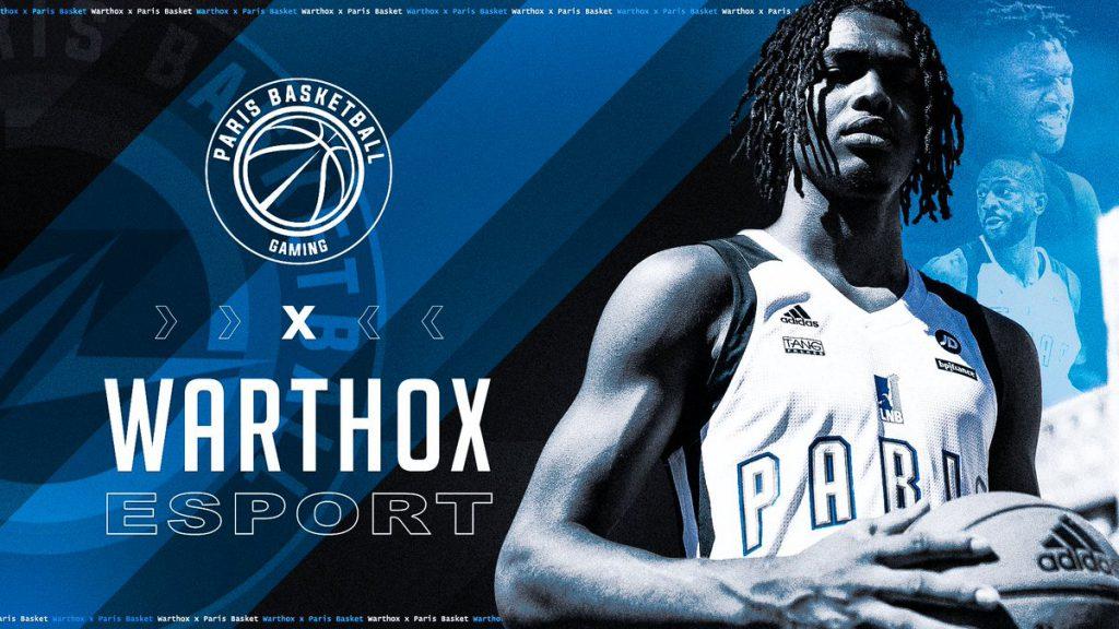 Warthox x Paris Basketball