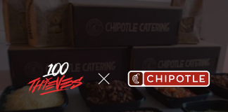 100 Thieves wraps up Chipotle partnership