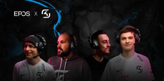 SK Gaming and EPOS partnership