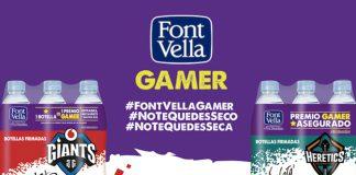 Font Vella Team Heretics Vodafone Giants