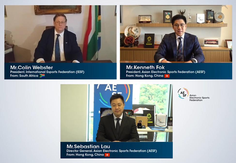 International Esports Federation Asian Electronic Sports Federation