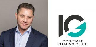 Jon Tuck Immortals Gaming Club