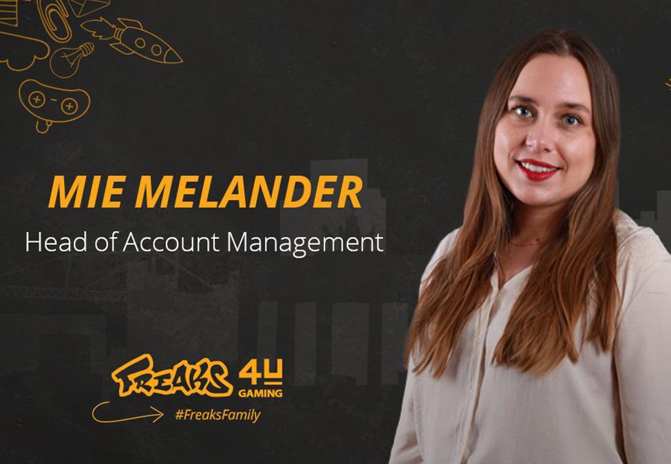 Mie Melander Freaks 4U Gaming