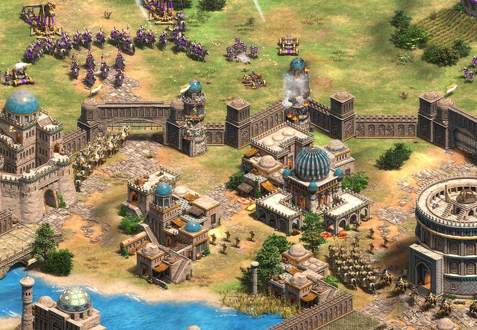 Mogul Age of Empires II