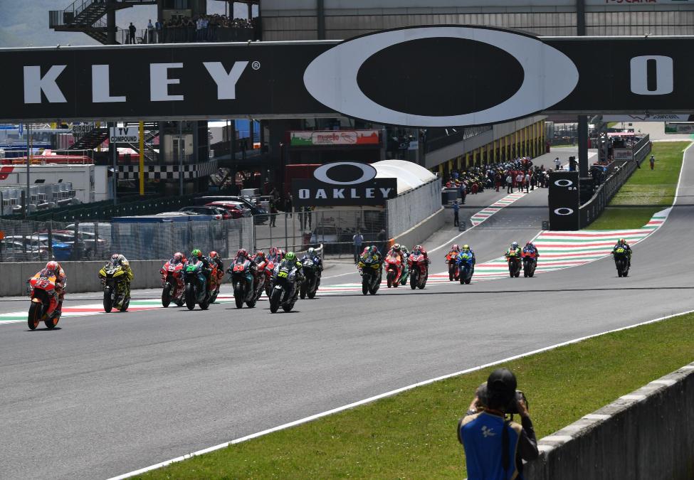 MotoGP x Oakley