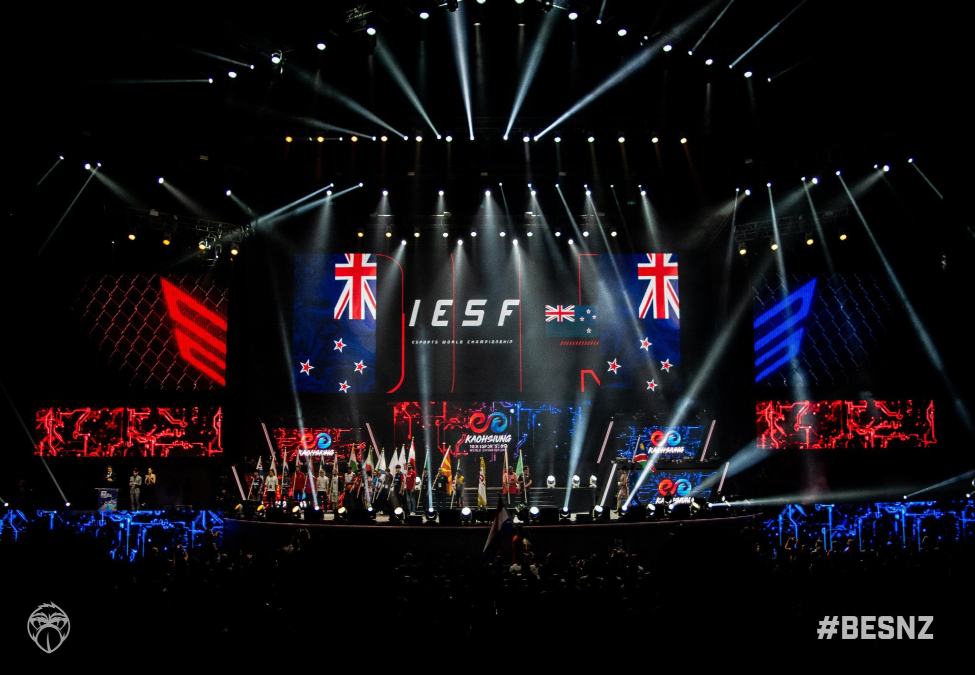 New Zealand Esports Federation